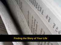Finding the Story of Your Life