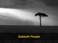 Sabbath People