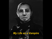 My Life as a Vampire