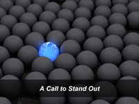 A Call to Stand Out