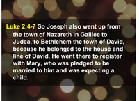 The Great and Holy Smallness of God (Christmas Eve)