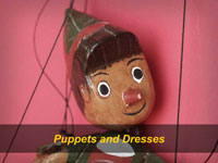Puppets and Dresses