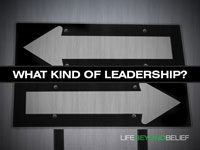 What Kind of Leadership?