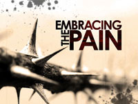 Embracing the Pain