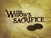 The Widow's Sacrifice
