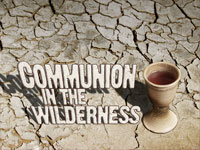 Communion in the Wilderness