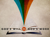 God's Will in God's Word