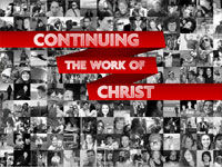 Continuing The Work Of Christ