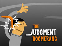 The Judgement Boomerang