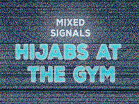 Hijabs at the Gym