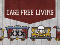 Cage Free Living