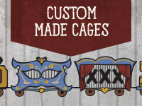 Custom Made Cages