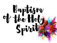 Baptism of the Holy Spirit