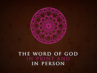 The Word of God in Print and in Person