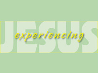 Experiencing Jesus Workshop