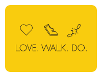 Love. Walk. Do.